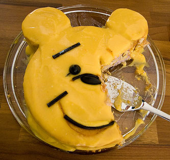 Easy To Make Cake Designs http://www.squidoo.com/winnie-the-pooh-cakes